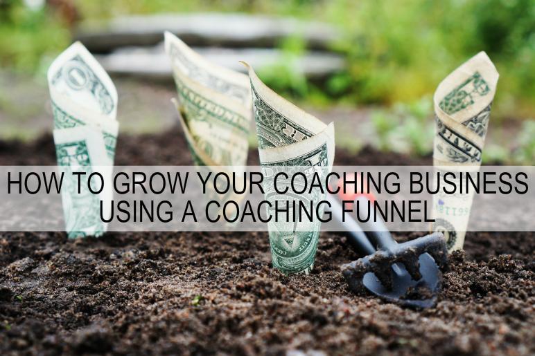coaching funnel, coaching funnel