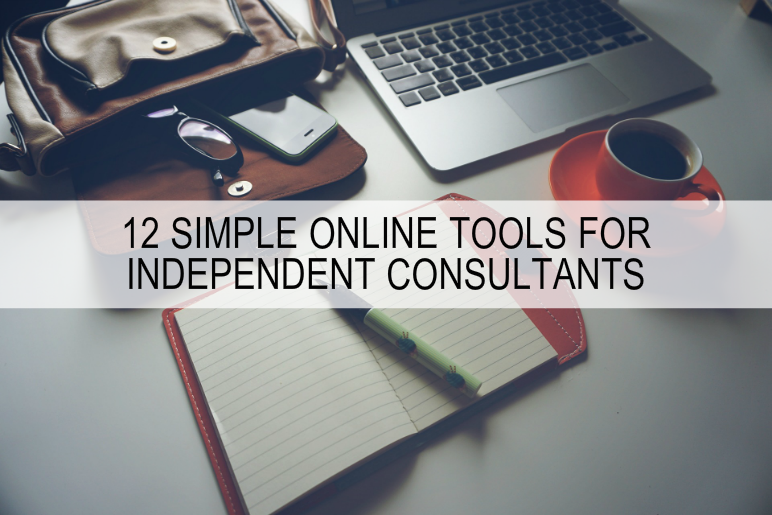 online tools independent consulting